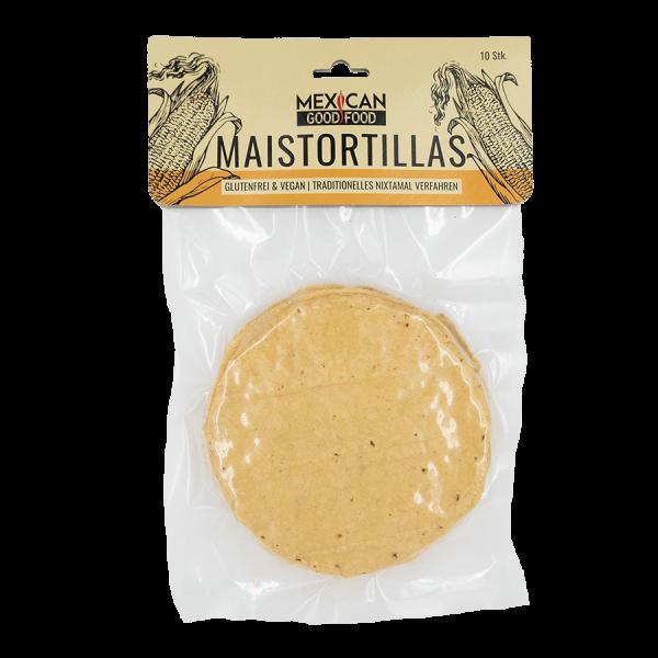 frische Maistortillas aus Karlsruhe