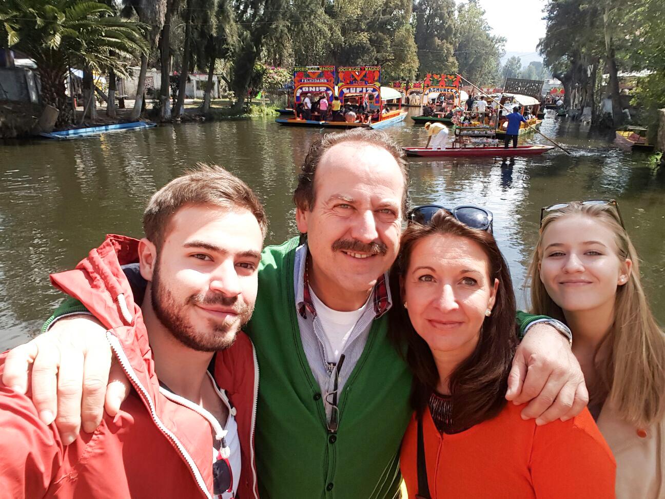 Mexican GoodFood Familie Karlsruhe Gründer