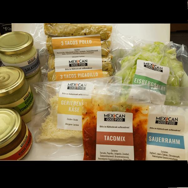 Enchilada Box zum Selberkochen
