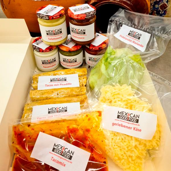 Enchilada Box mexikanisch